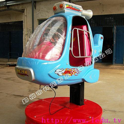 儿童升降飞机豪华旋转升降飞机神童小专机